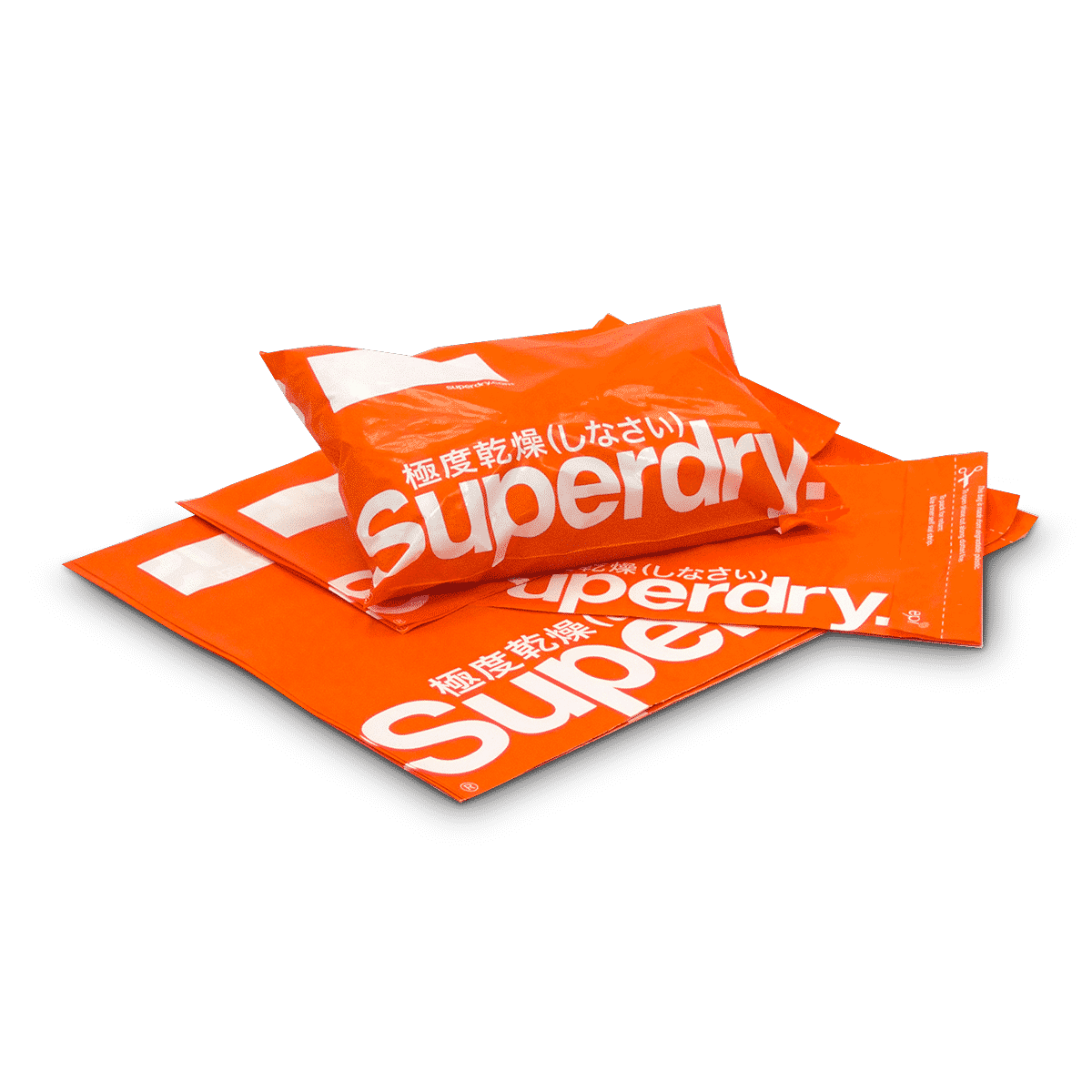 Ecommerce plastic bag - Superdry